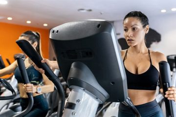 how to use elliptical