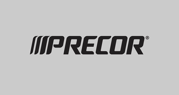 precor elliptical logo
