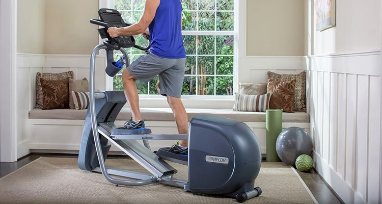 precor elliptical machine